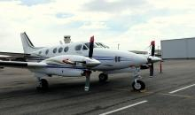 Beechcraft King Air C90B Turbo Prop � Private Jet Charter Flights