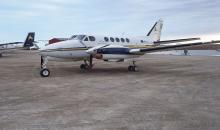 Beechcraft King Air 100 Turbo Prop � Private Jet Charter Flights