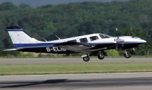 Piper PA-34 Seneca Multi Engine Piston � Private Jet Charter Flights