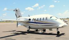 Piaggio P180 Avanti Turbo Prop � Private Jet Charter Flights
