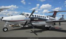 Beechcraft Super King Air 350i Turbo Prop � Private Jet Charter Flights