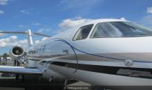 Hawker Beechcraft Hawker 4000 Super Midsize Jet � Private Jet Charter Flights